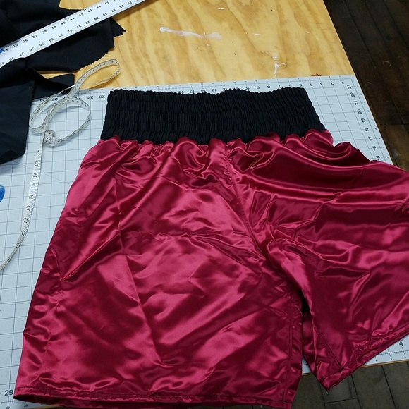 Mofongo Boxing Other - Custom made boxing trunks.